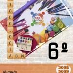 Cuaderno ABN de 6º de Educación Primaria