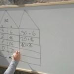Vídeo tutorial: Casita (Decenas y Unidades)