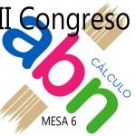 II Congreso ABN: Mesa 6 (Educación Especial y Escuelas Rurales)