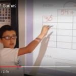 Vídeo tutorial: Operaciones 1 (Sumas)