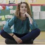 Isabel Mª Vizcaíno, la profesora que no manda deberes