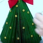 Manualidad: Árbol de Navidad
