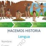 """Proyecto de Lengua """"Hacemos historia"""""""