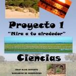 Proyecto 1 de Ciencias de 3º EP del CEIP Blas Infante (Sanlúcar de Barrameda)