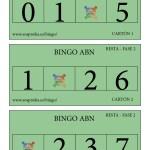 BINGO ABN: Cartones Resta Fase 2
