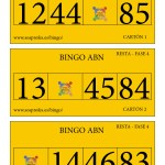 BINGO ABN: Cartones Resta Fase 4