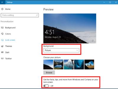 Cómo deshabilitar los anuncios publicitarios en Windows 10