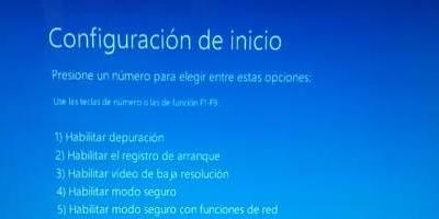 Cómo Arrancar Windows 10 en Modo Seguro / A Prueba de Errores