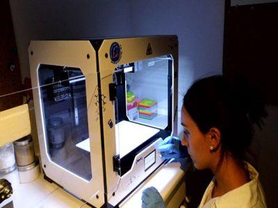 En España logran imprimir tejidos humanos en 3D