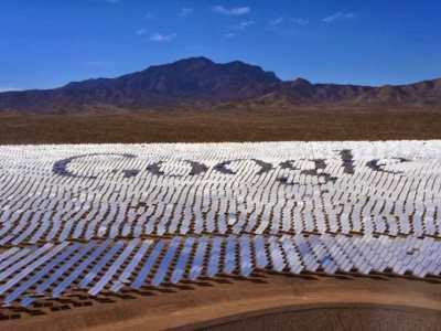 Desde ahora Google funciona 100% sólo con energías renovables