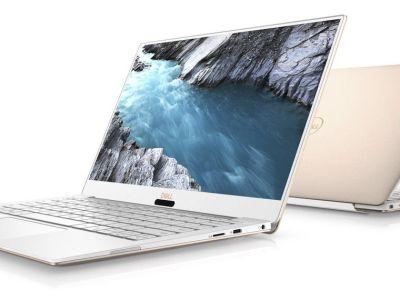Dell renueva el XPS 13 con pantalla táctil 4K y procesador Core de 8ª generación