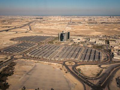 Arabia Saudita quiere cambiar su modelo económico con la energía solar