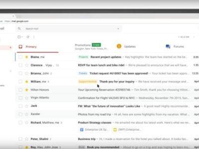 Cómo activar el nuevo diseño de Gmail con «modo confidencial» y respuestas inteligentes