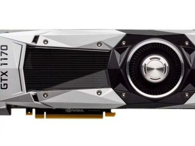 Así podría ser la GeForce GTX 1170