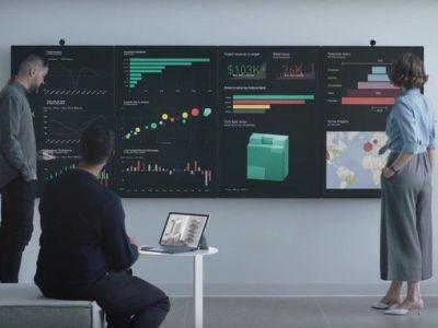 Las nuevas Surface Hub 2 hacen de tu trabajo algo alucinante