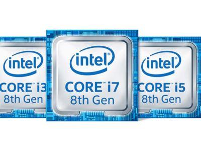 Aparecen los dos primeros procesadores Whiskey Lake U, el Core i5-8265U y Core i7-8565U