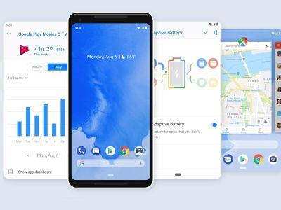 7 novedades del Android 9 Pie