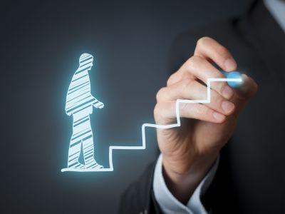 Las 5 etapas del emprendedor antes de alcanzar el éxito