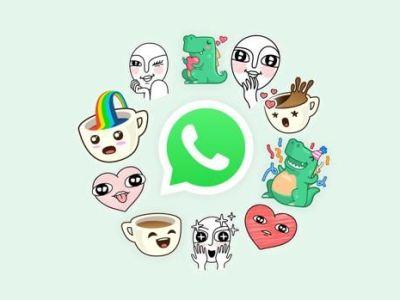 Stickers en WhatsApp: cómo descargarlos y usarlos