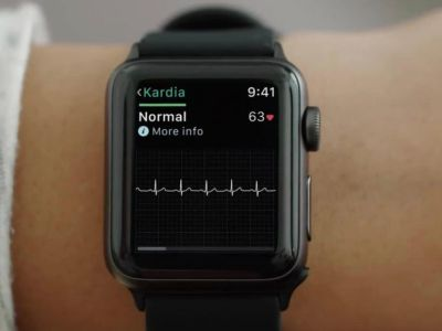 Los electrocardiogramas llegarán al Apple Watch Series 4 con watchOS 5.1.2