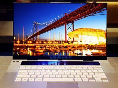 """Samsung comenzará la producción de pantallas de 15.6"""" OLED con resolución 4K para portátiles"""