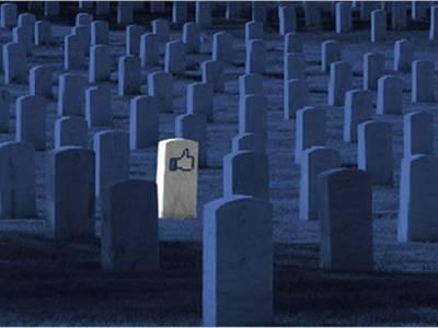 Dentro de 50 años habrá más personas muertas que vivas en Facebook