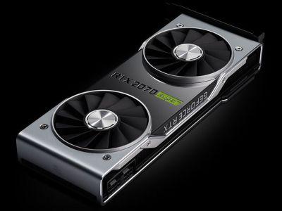Las nuevas GeForce RTX 2060 SUPER y RTX 2070 SUPER de NVIDIA