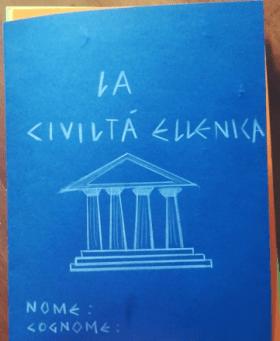 lapbook storia