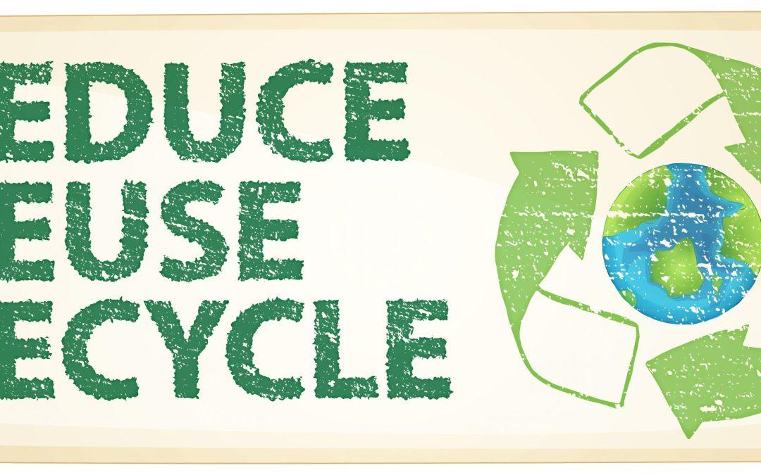 Occorre passare dal mondo sommerso dai rifiuti alla società della parsimonia e del riuso