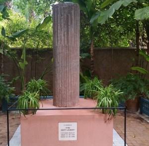 YSL memorial