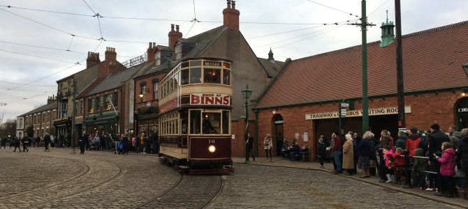A day out at Beamish Museum