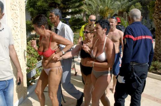 37 People Killed in Tunisia Beach Resort Hotel