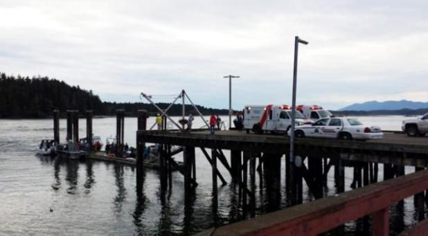 Whale Watching Boat Sinks Off British Columbia Coast, Killing at Least 3 of the 27 Aboard