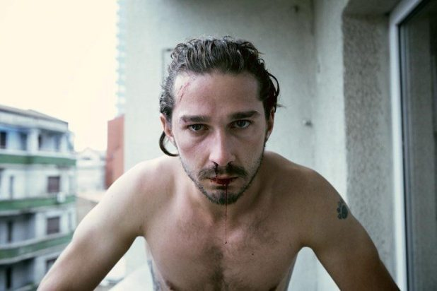 Shia LaBeouf is Watching All His Movies Right Now and He Wants You to Join Him