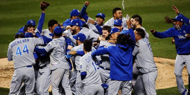 VIDEO Kansas City Royals Rally Past New York Mets for First World Series Title Since 1985
