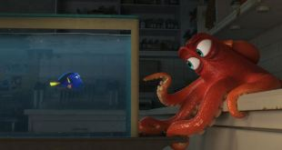 Finding Dory's Two New Characters