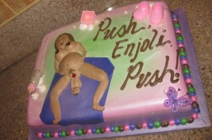 21 Baby Shower Cakes NOT Recommended