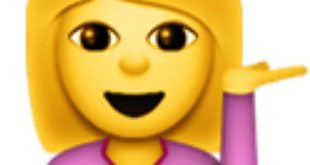 """New Ideas about the """"Pink Lady Emoji"""" and What this Could Mean"""