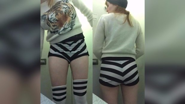 JetBlue Forces Burlesque Dancer to Change Her Shorts Before Boarding Flight