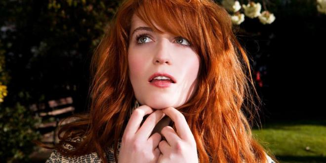 """Indie Rock Band Florence + the Machine Record """"Wish You Were Here"""" for film: Miss Peregrine's Home for Peculiar Children"""
