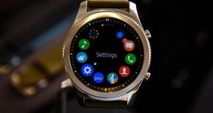 New Samsung Gear S3, Supersized Smartwatch That Brings Spotify, GPS to Your Wrist