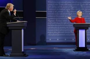 6 Key Moments of the First US Presidential Debate Between Trump and Clinton