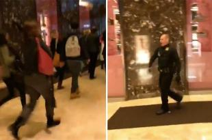 VIDEO Trump Tower Evacuated Due to Reports of Suspicious Package