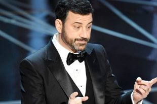Jimmy Kimmel Attacks Donald Trump During Oscars For His War On The Media