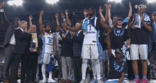 North Carolina Wins 6th National Basketball Championship After Beating Gonzaga