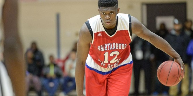 South Carolina Mayor Declares Jan. 20 to be 'Zion Williamson Day' in Columbia