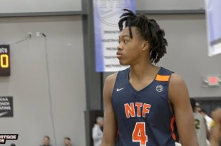 Scottie Barnes GOES OFF For 33 in First Game @ EYBL in Dallas!