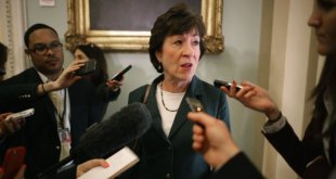 Susan Collins Says She Will Vote to Confirm Brett Kavanaugh to the Supreme Court