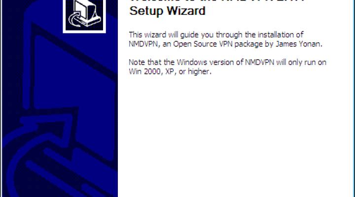 Comment utiliser NMDVPN pour l'internet gratuit