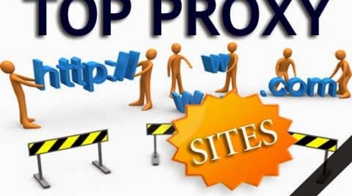 Internet Gratuit avec Proxy sur un Réseau